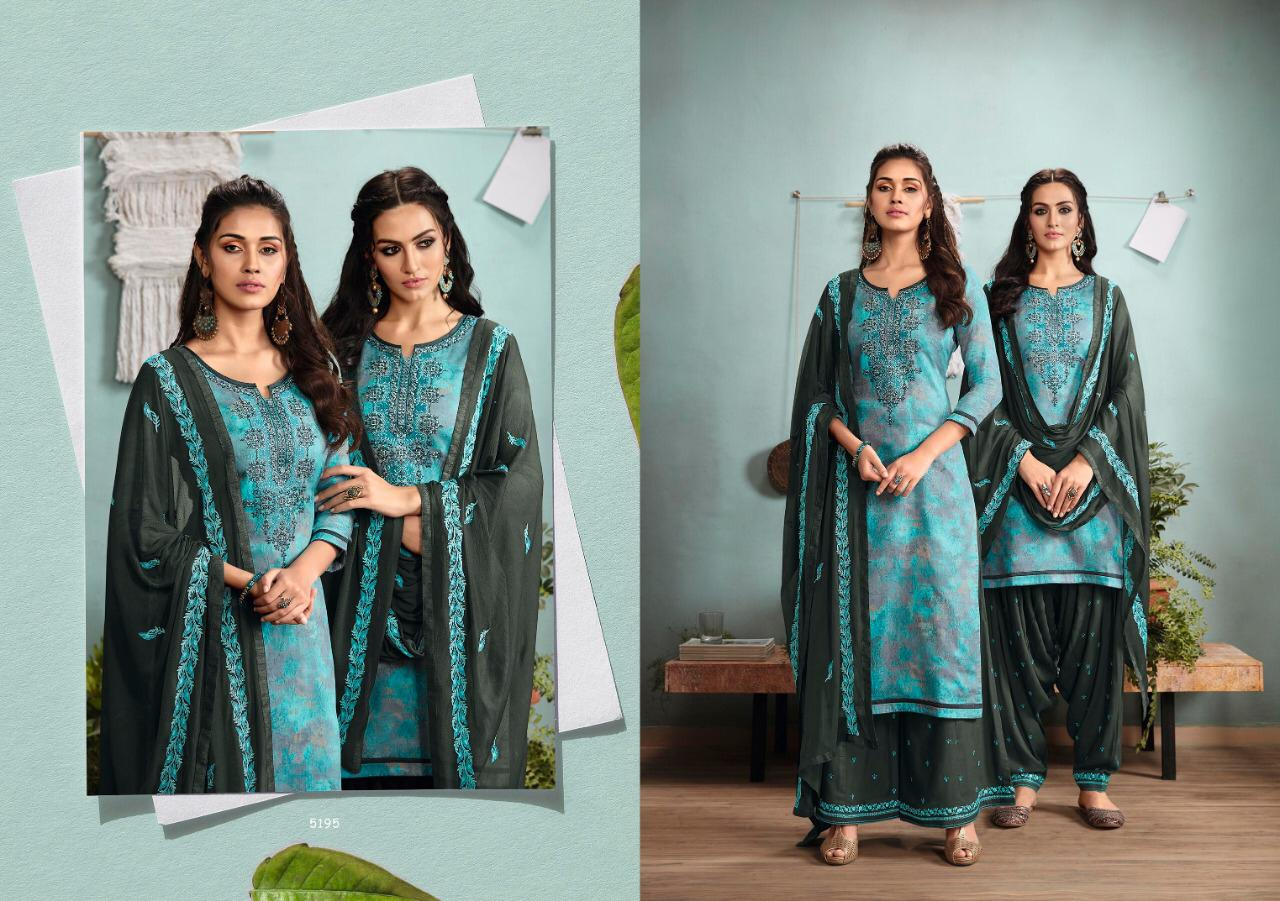 Kessi Patiala House Vol 15 collection 7