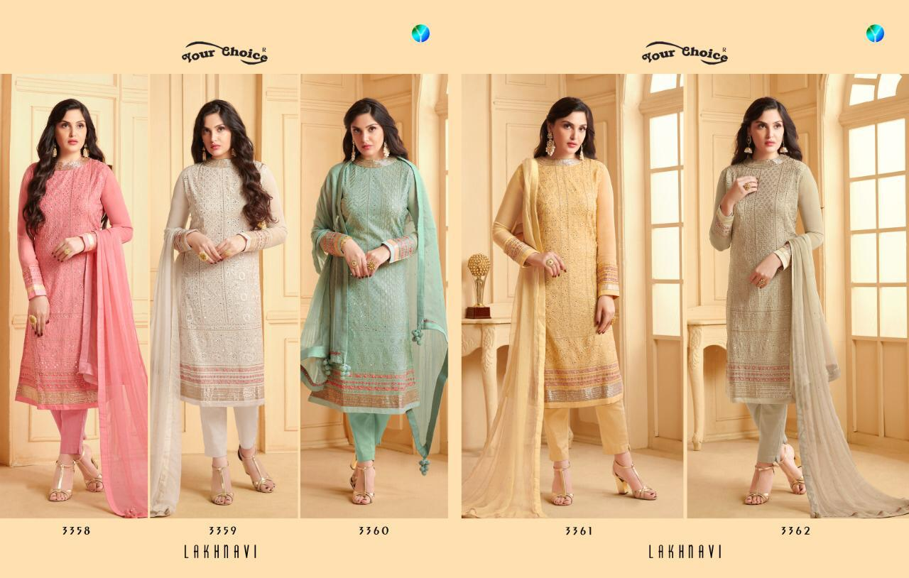 Your Choice Lakhnavi collection 6