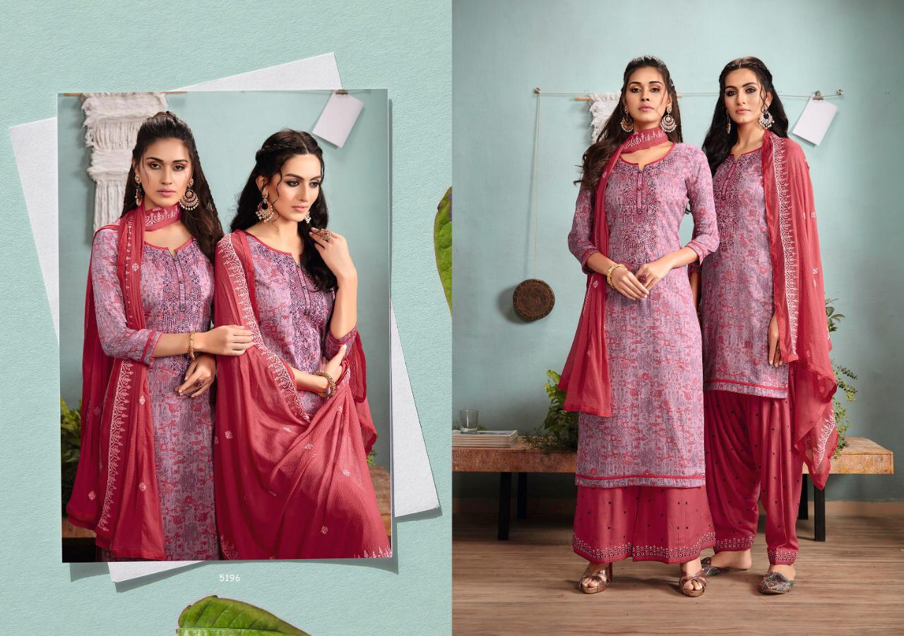 Kessi Patiala House Vol 15 collection 6