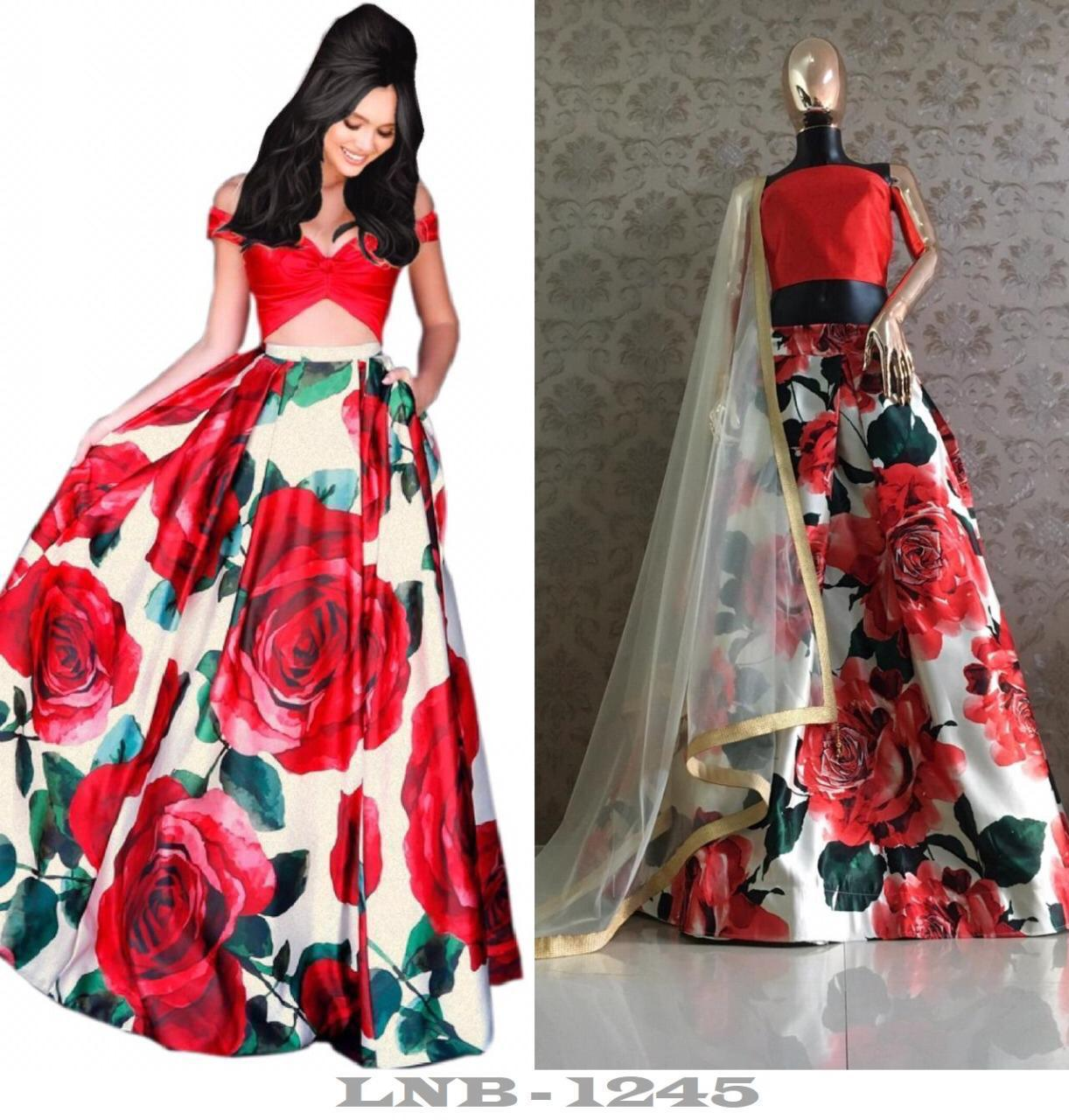 Designer Red collection 1