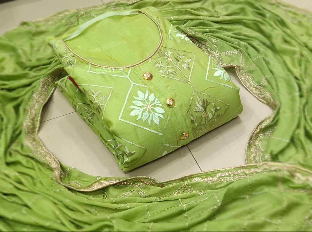 Exclusive Light Green collection 1