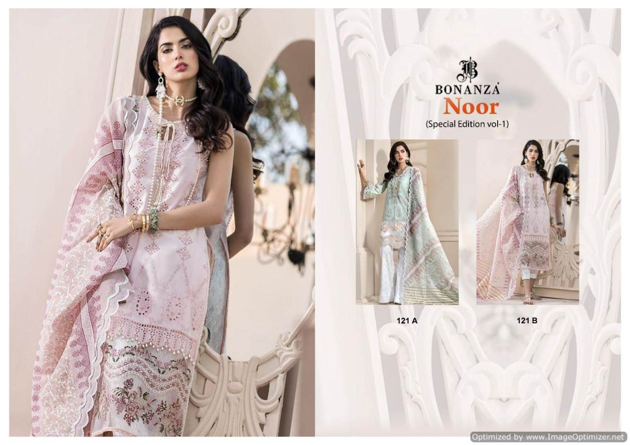 Bonanza Noor Special Edition 1 collection 2