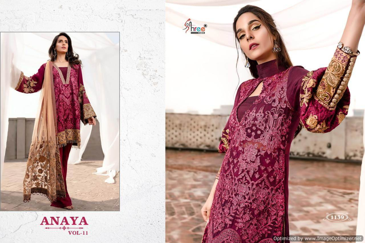 Shree Anaya 11 collection 2