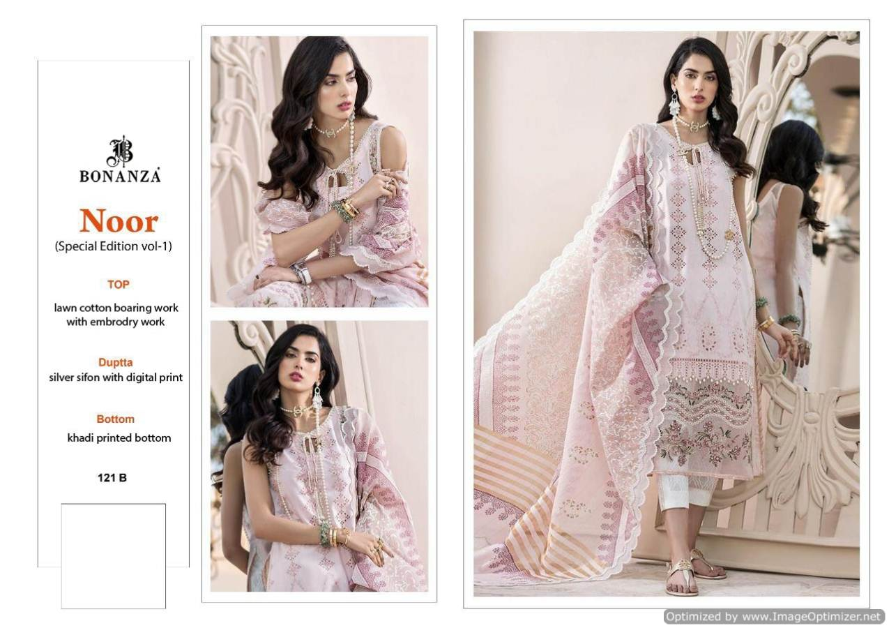 Bonanza Noor Special Edition 1 collection 3