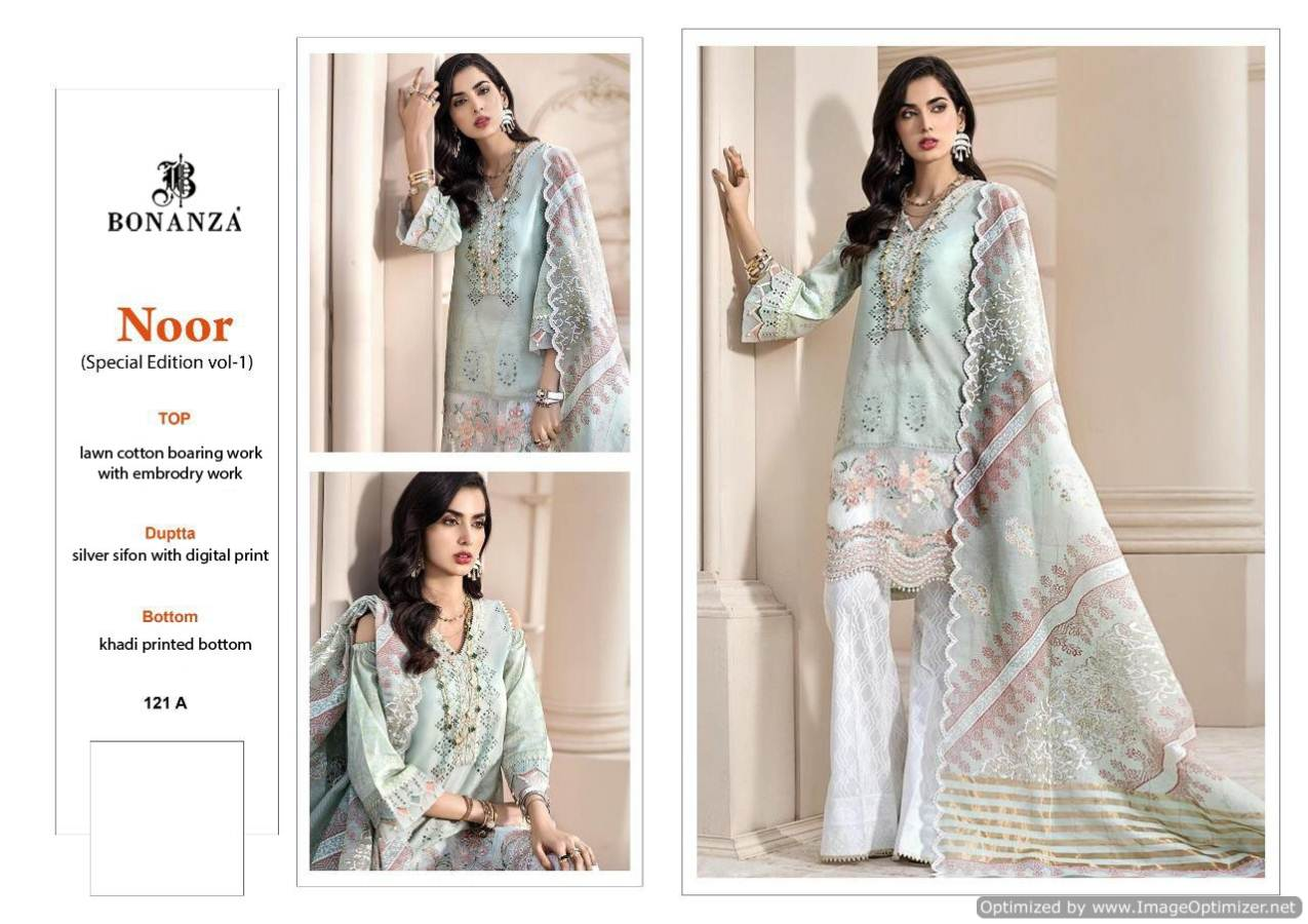 Bonanza Noor Special Edition 1 collection 1