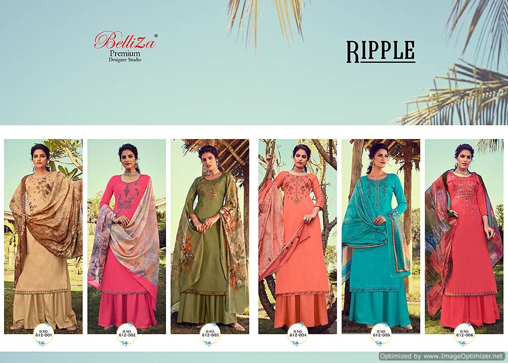 Belliza Ripple collection 1