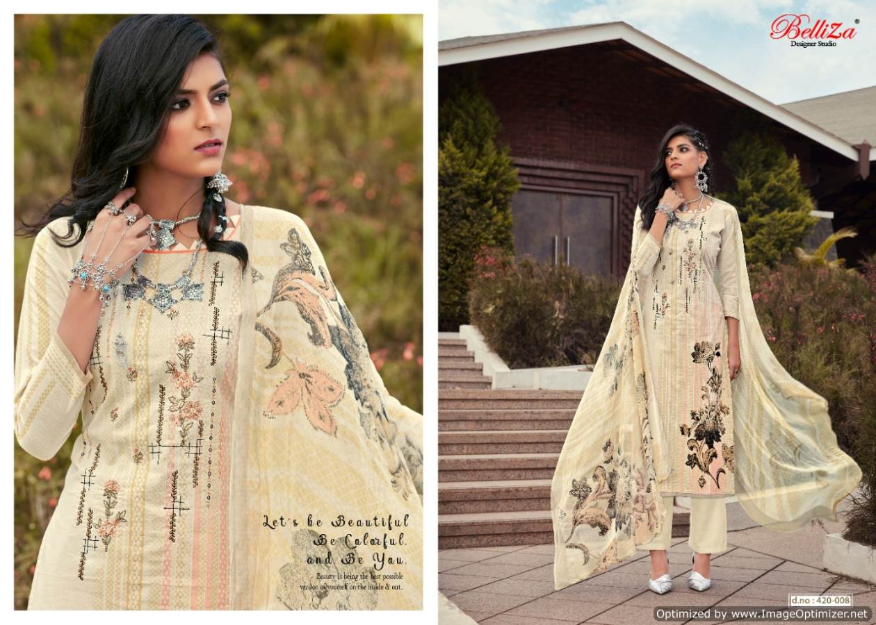 Belliza Mahira collection 4
