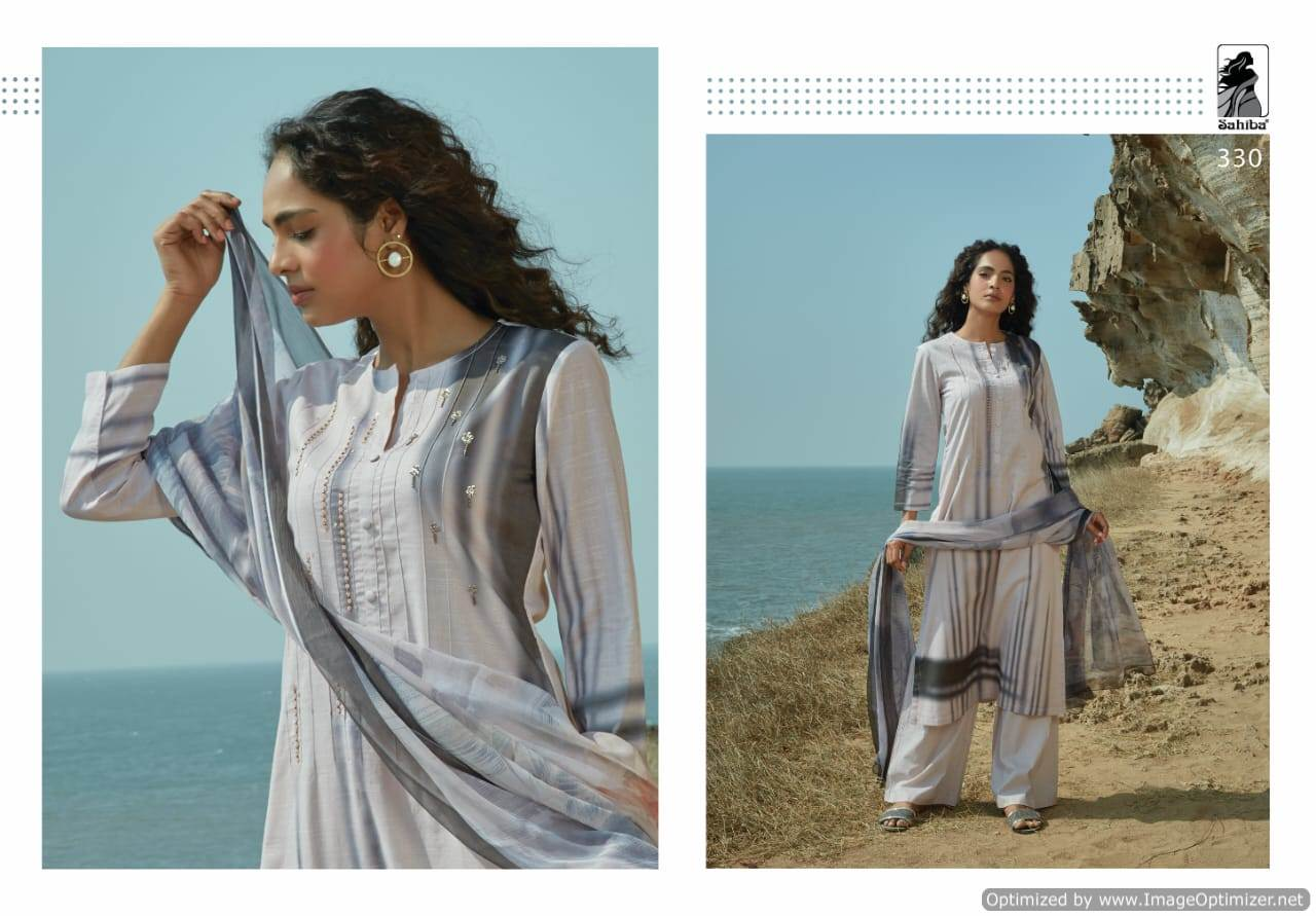 Sahiba Spring Stroke collection 11