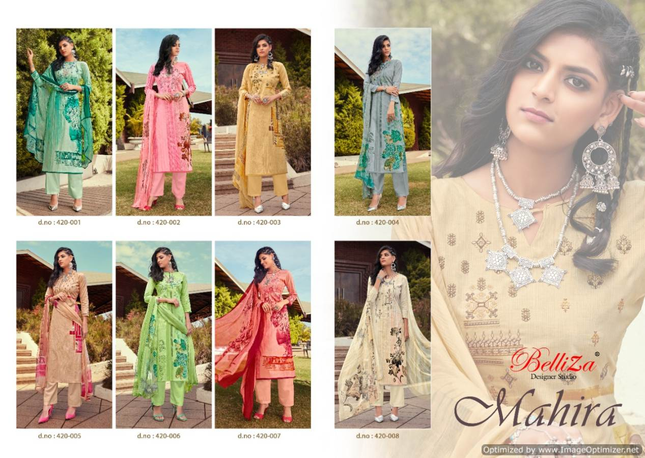 Belliza Mahira collection 6