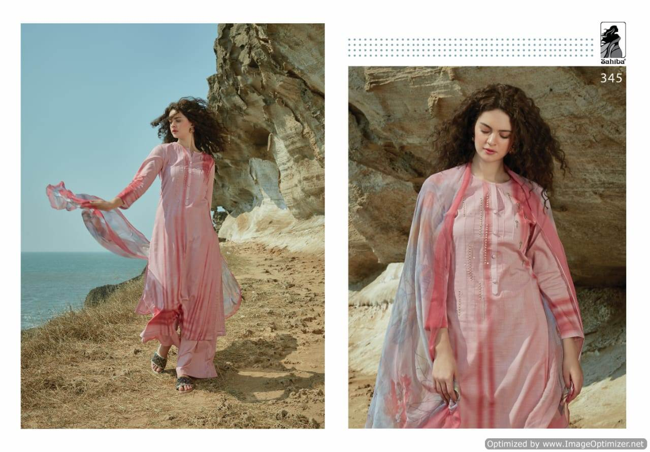 Sahiba Spring Stroke collection 6