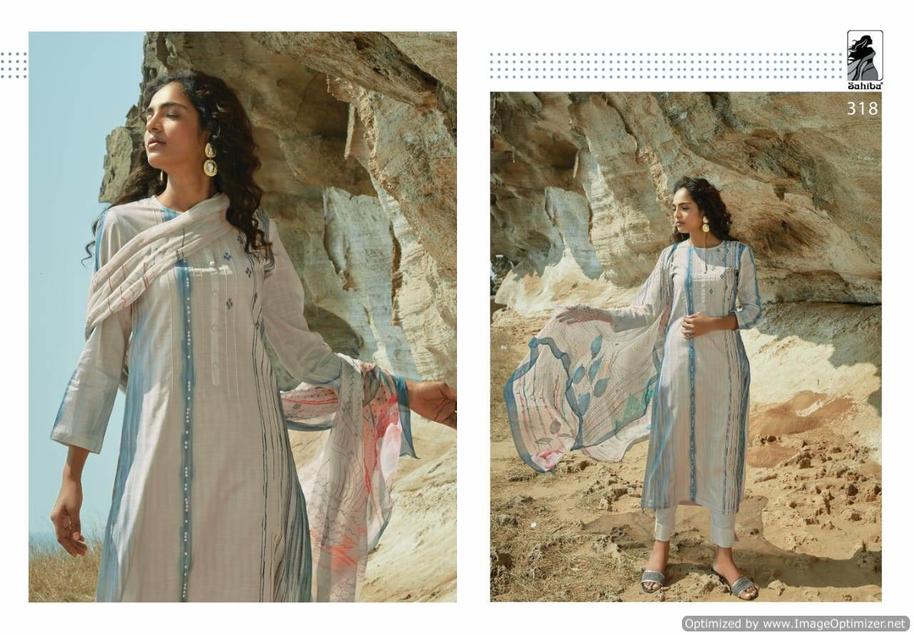 Sahiba Spring Stroke collection 9