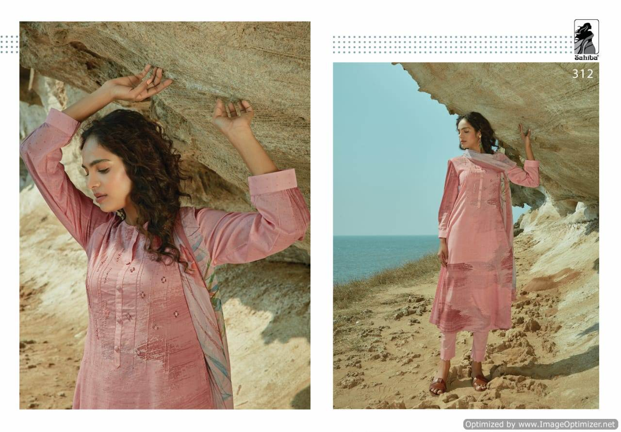 Sahiba Spring Stroke collection 5