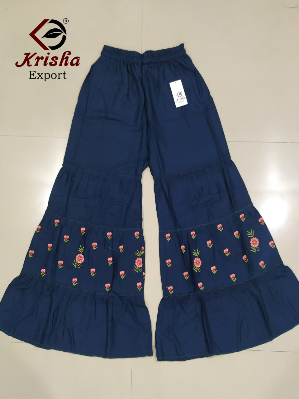 Krishna Export Work Sharara Vol 2 collection 3