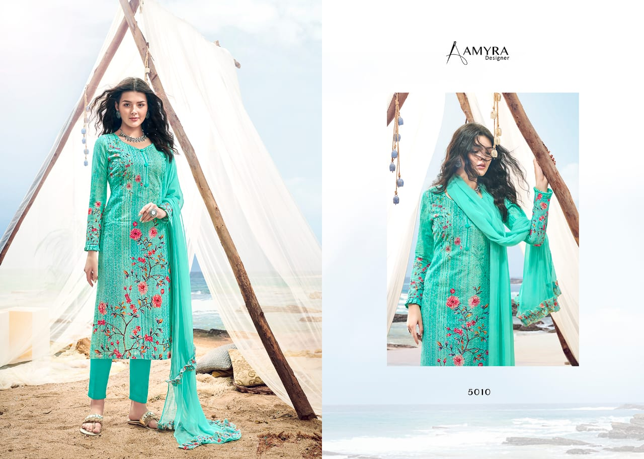 Amyra Rainbow collection 1