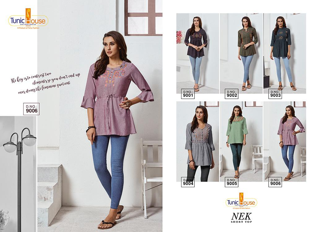 Neha Fashion Nek collection 4