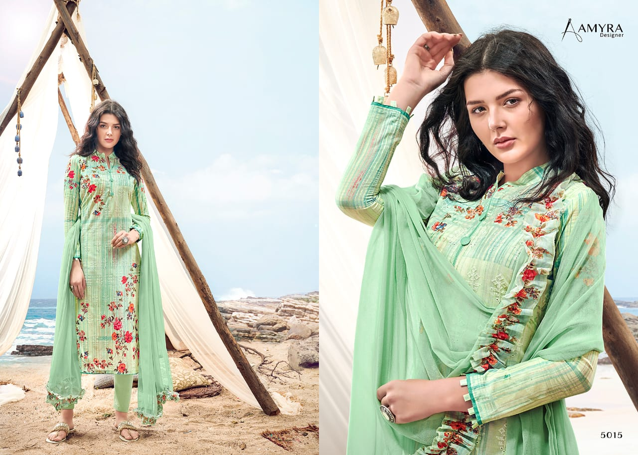 Amyra Rainbow collection 3