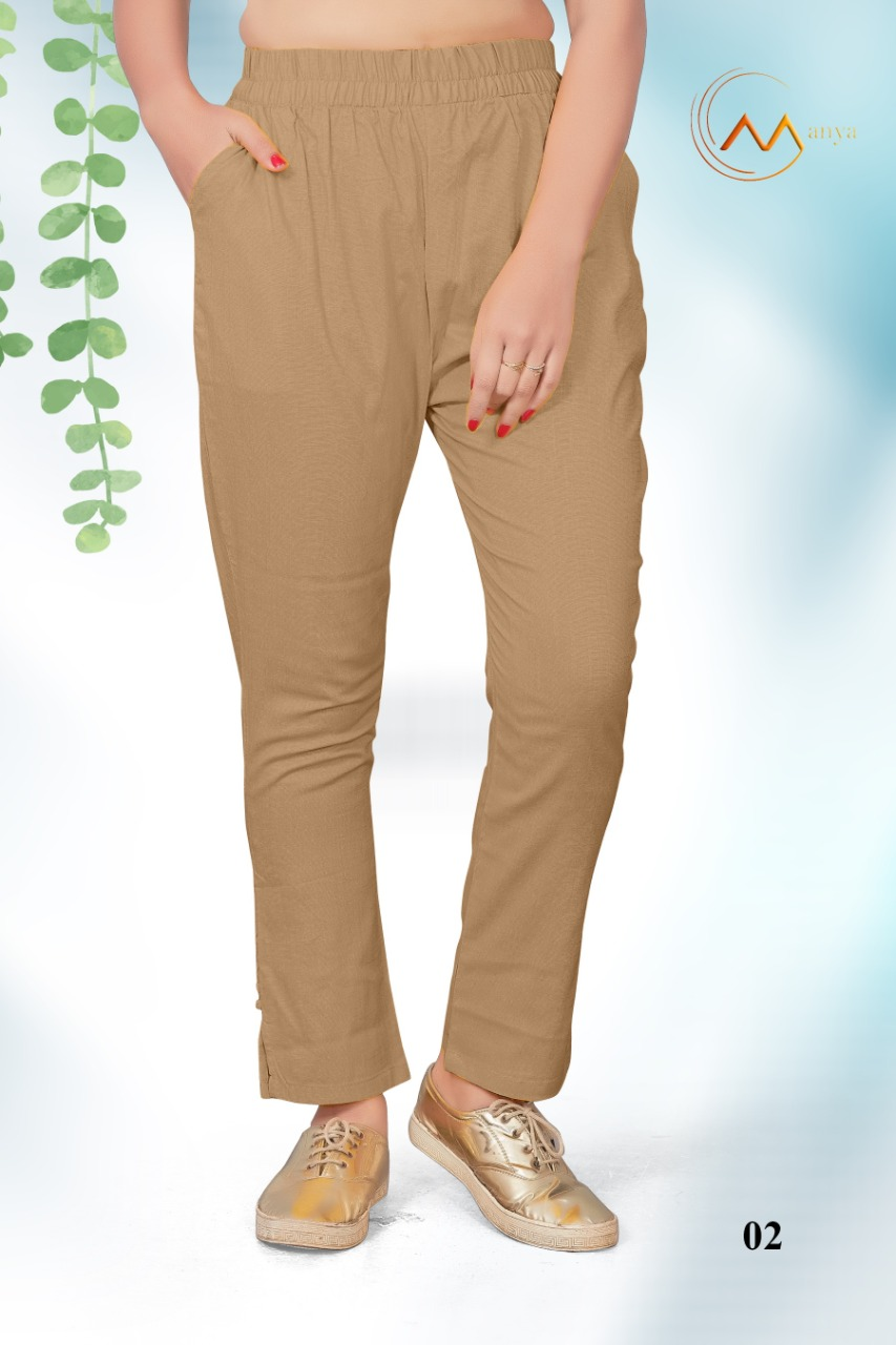 Mansi Fashion Lycra Pant collection 3