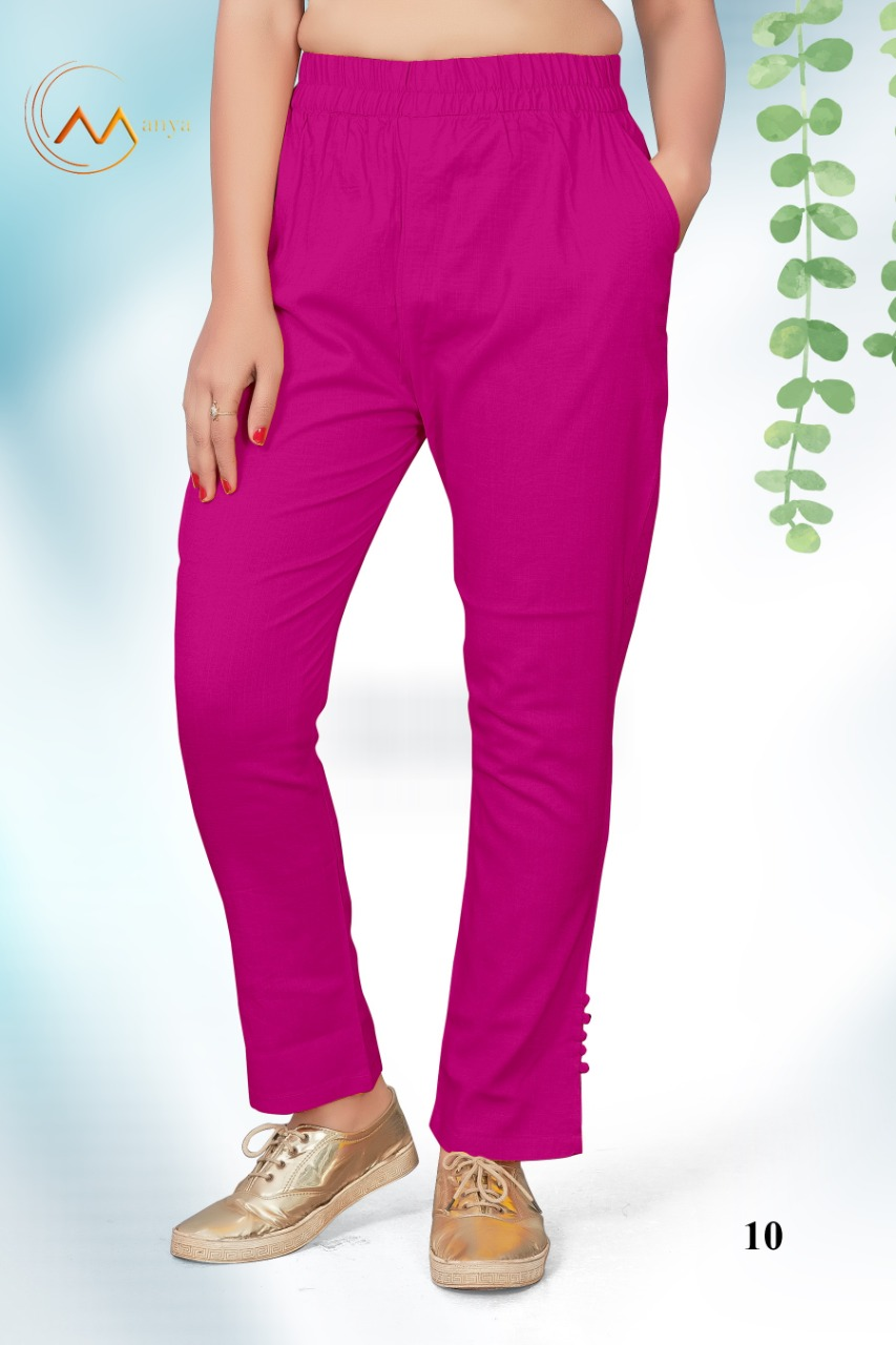 Mansi Fashion Lycra Pant collection 5