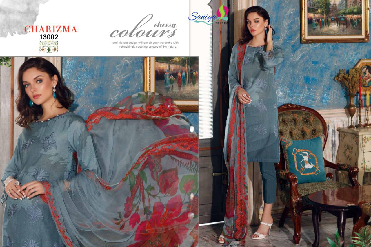 Saniya Charizma 2 collection 1