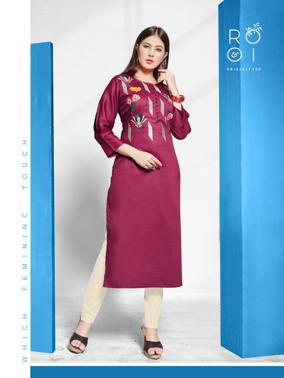 Rooi Arohi collection 6