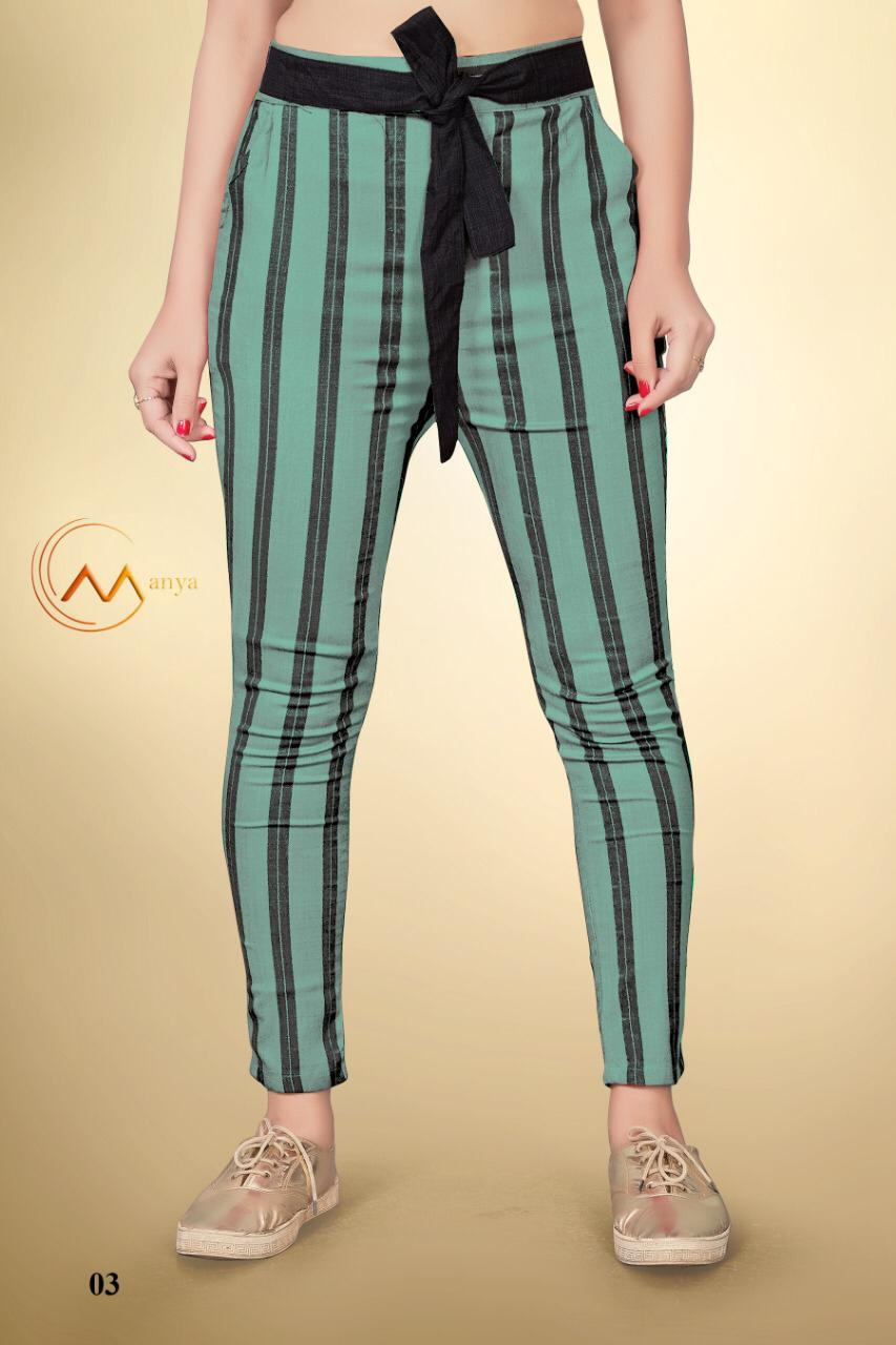 Mansi Lycra collection 4