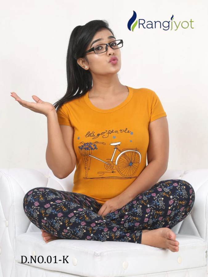 Rangjyot Nightsuits 1 collection 1