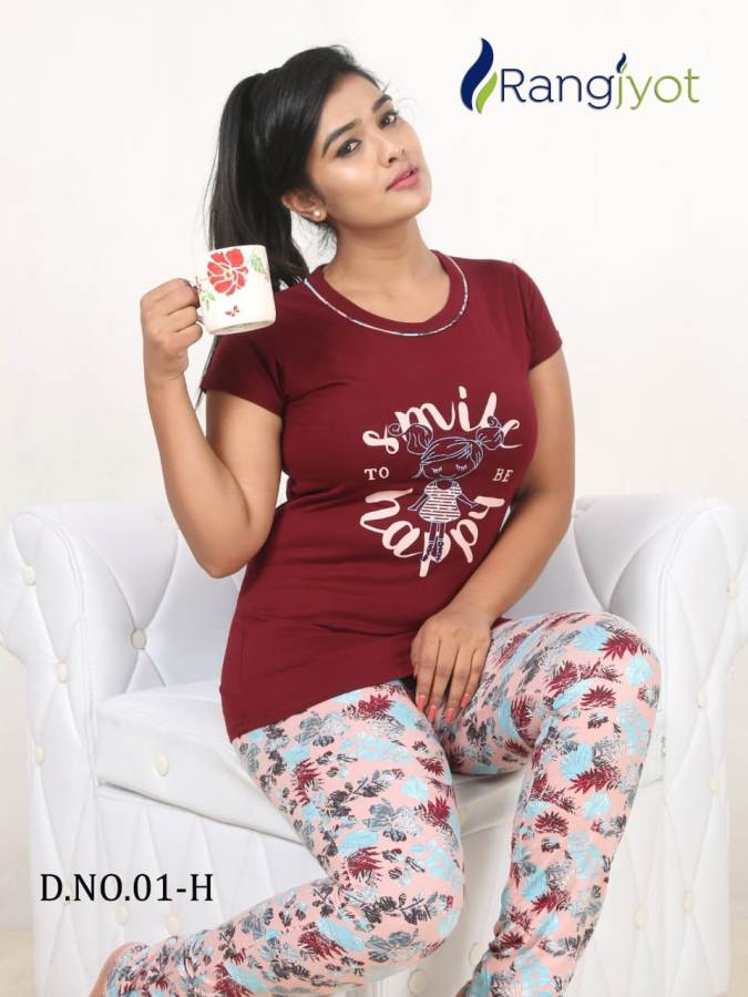 Rangjyot Nightsuits 1 collection 4