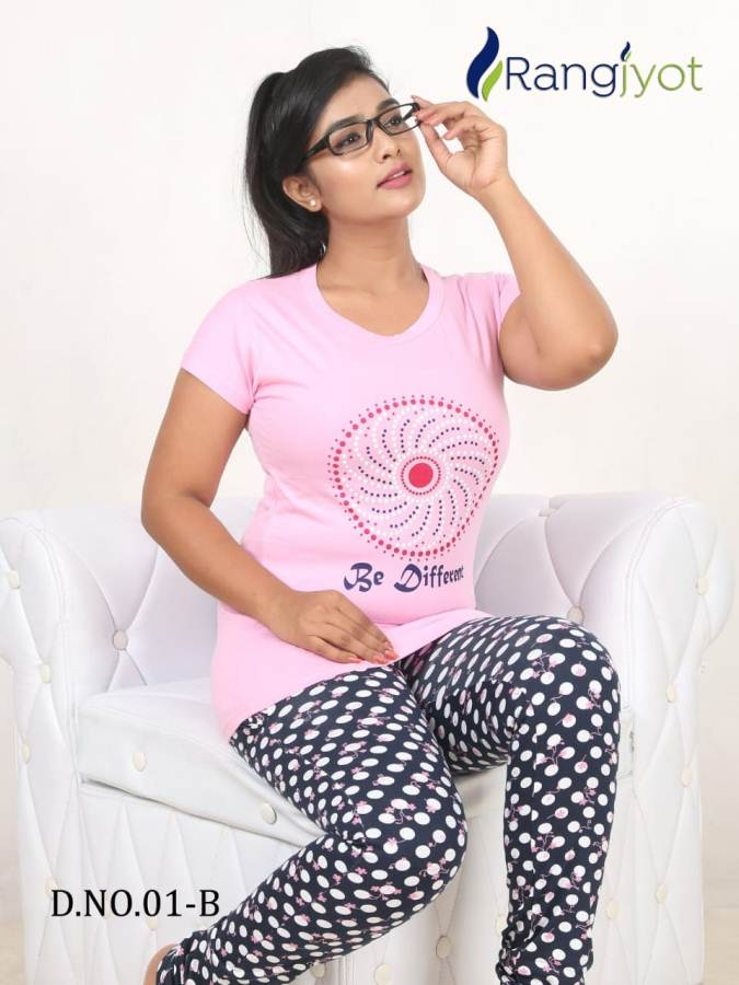 Rangjyot Nightsuits 1 collection 5