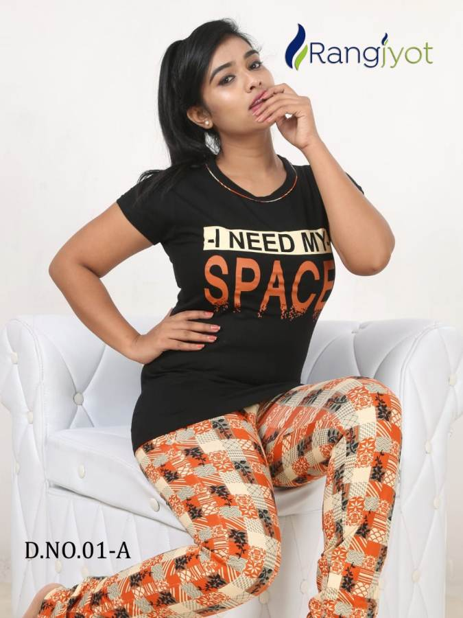 Rangjyot Nightsuits 1 collection 6