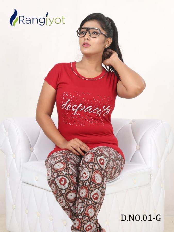Rangjyot Nightsuits 1 collection 9