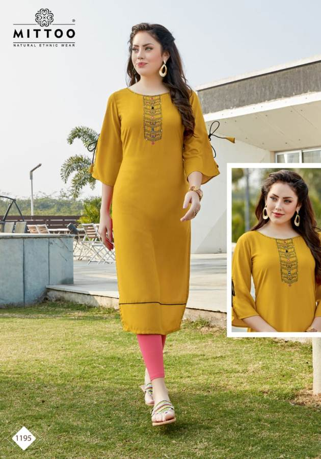 Mittoo Palak 21 collection 4