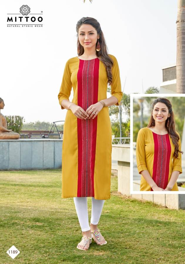 Mittoo Palak 21 collection 7