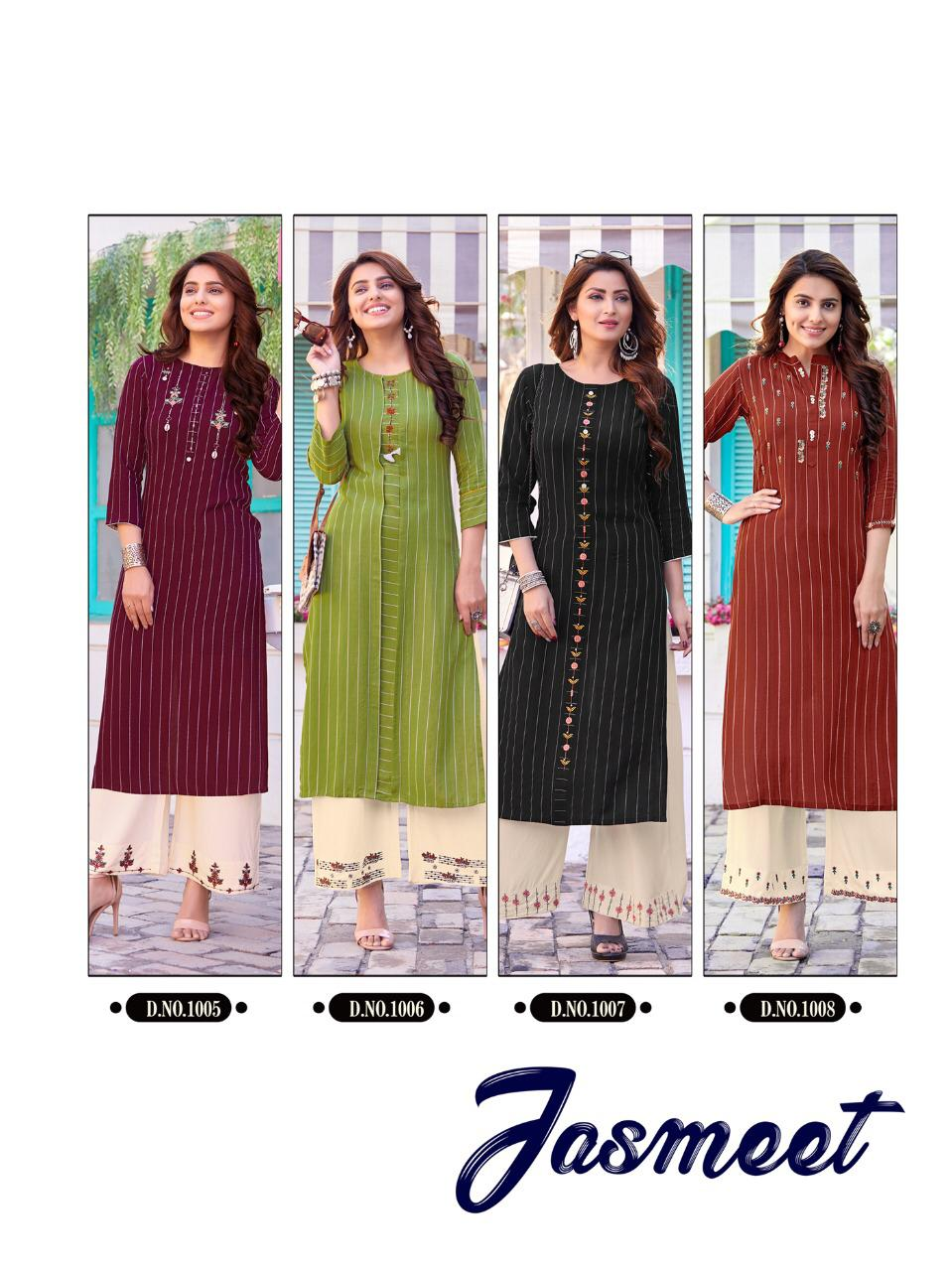 Ladies Flavour Jasmeet collection 1