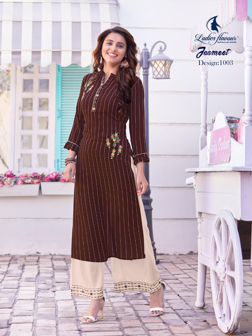 Ladies Flavour Jasmeet collection 3