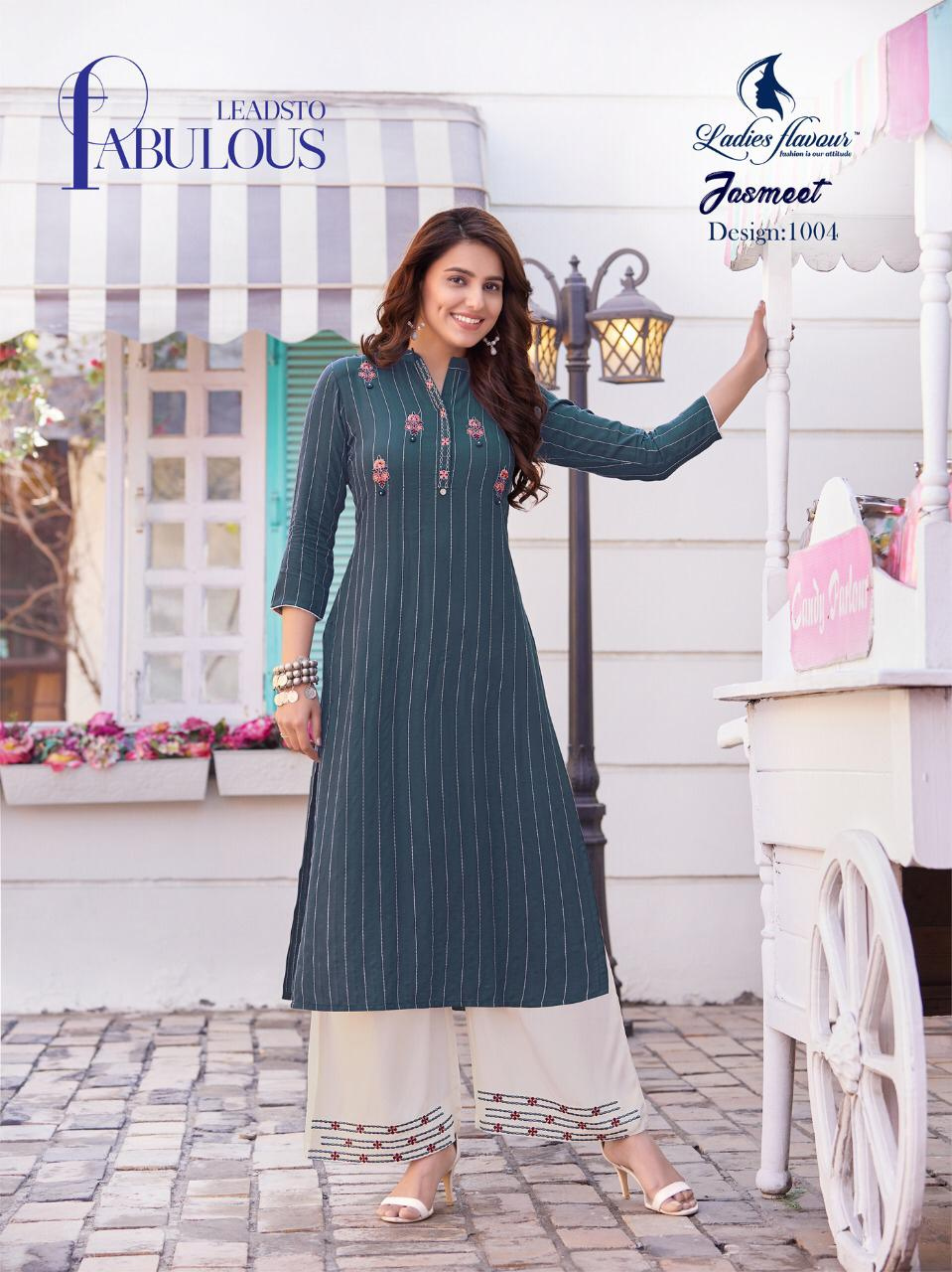 Ladies Flavour Jasmeet collection 5