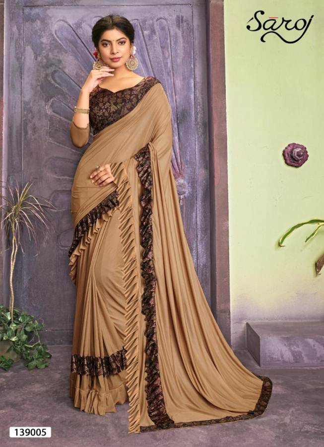 Saroj Marie Gold collection 2
