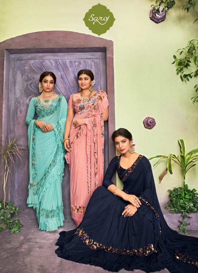 Saroj Marie Gold collection 3