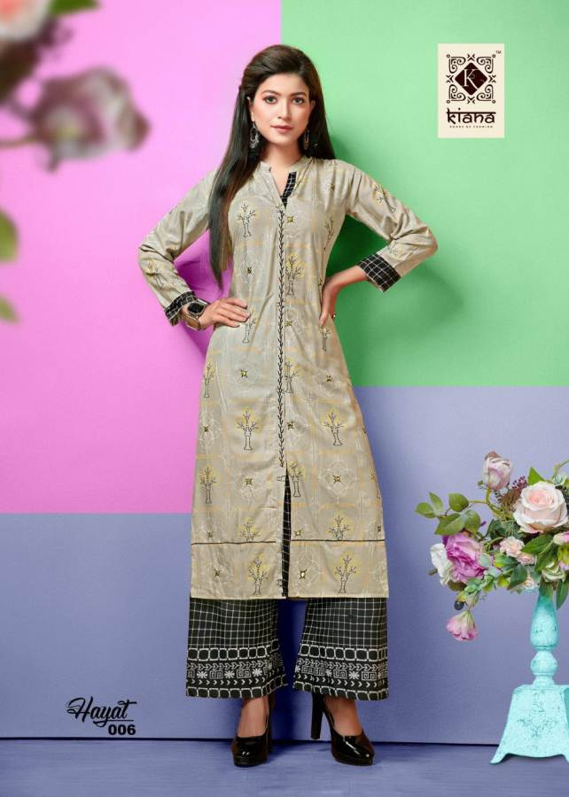 Kiana Hayat collection 8