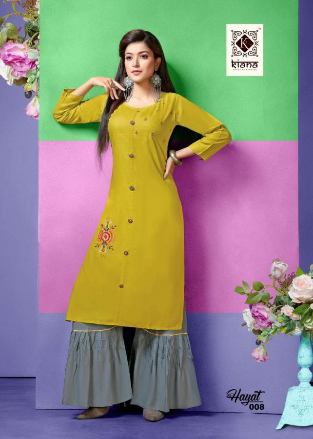 Kiana Hayat collection 3
