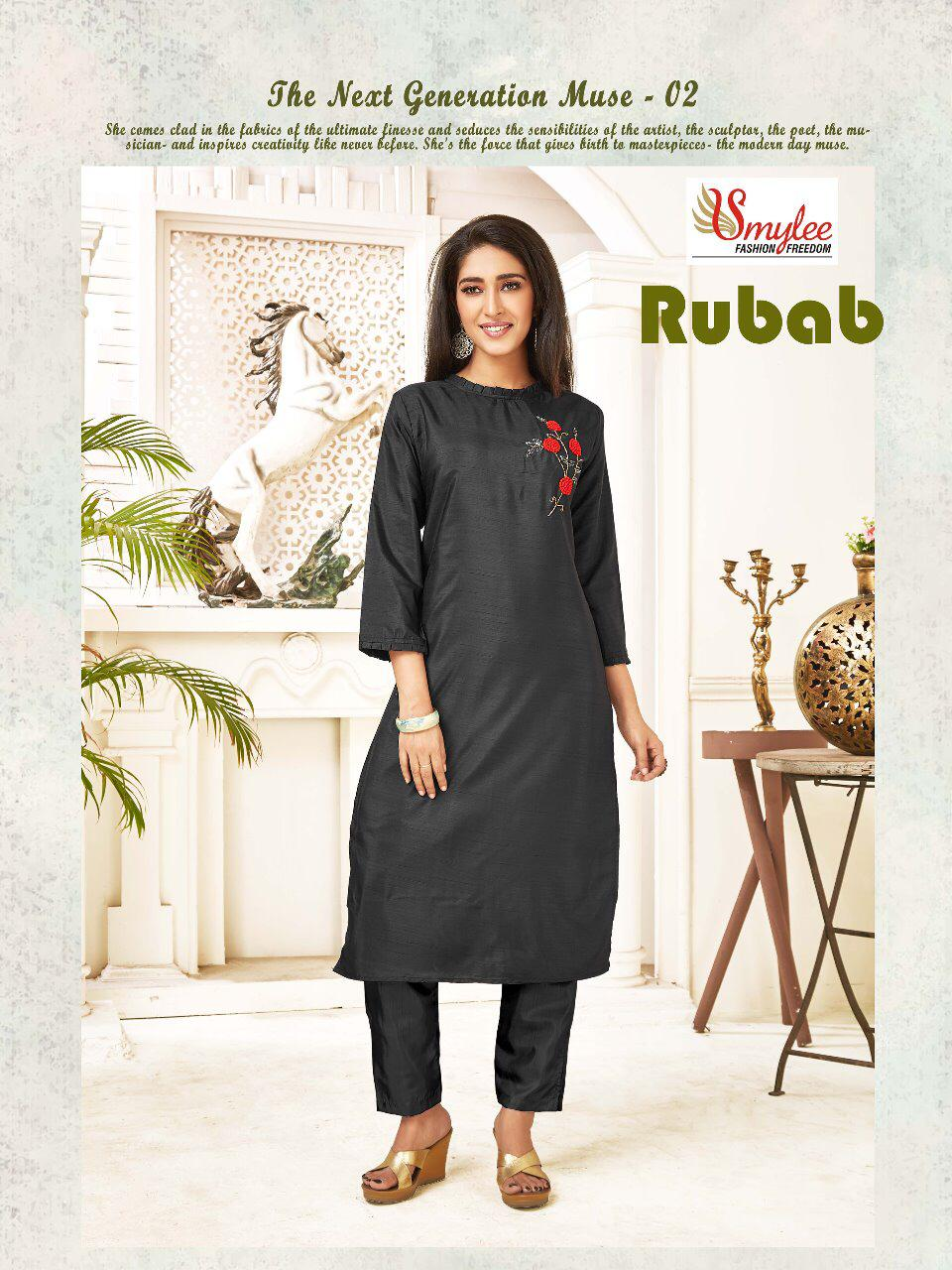 Smylee Rubab collection 3