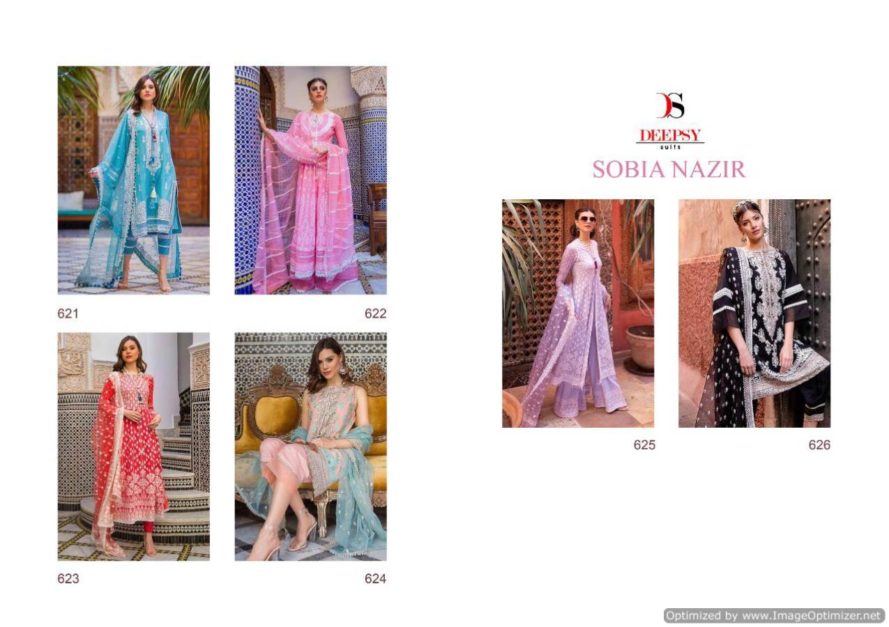 Deepsy Sobia Nazir collection 5