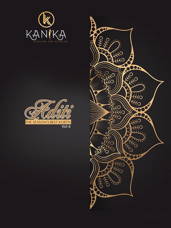 Kanika Aditi Vol 6 collection 2