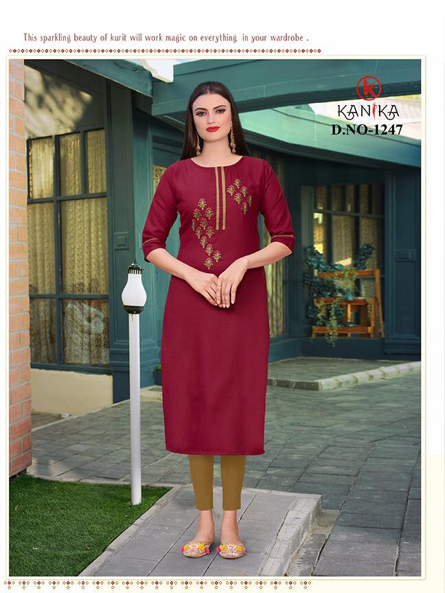 Kanika Aditi Vol 6 collection 9
