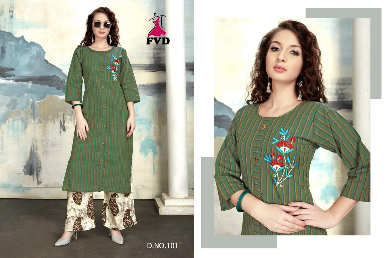 Fvd City Girl Olive collection 1