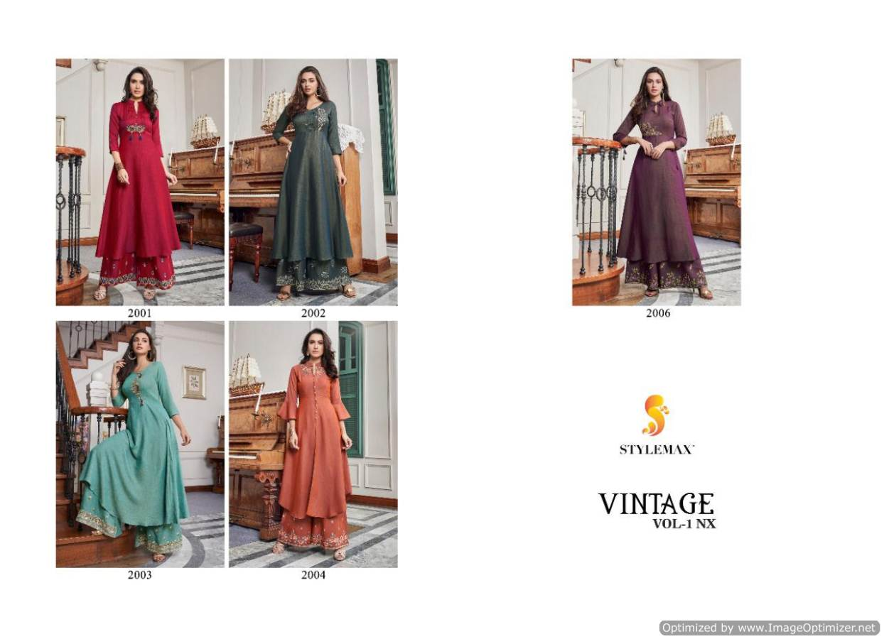 Stylemax Vintage 1 Nx collection 3