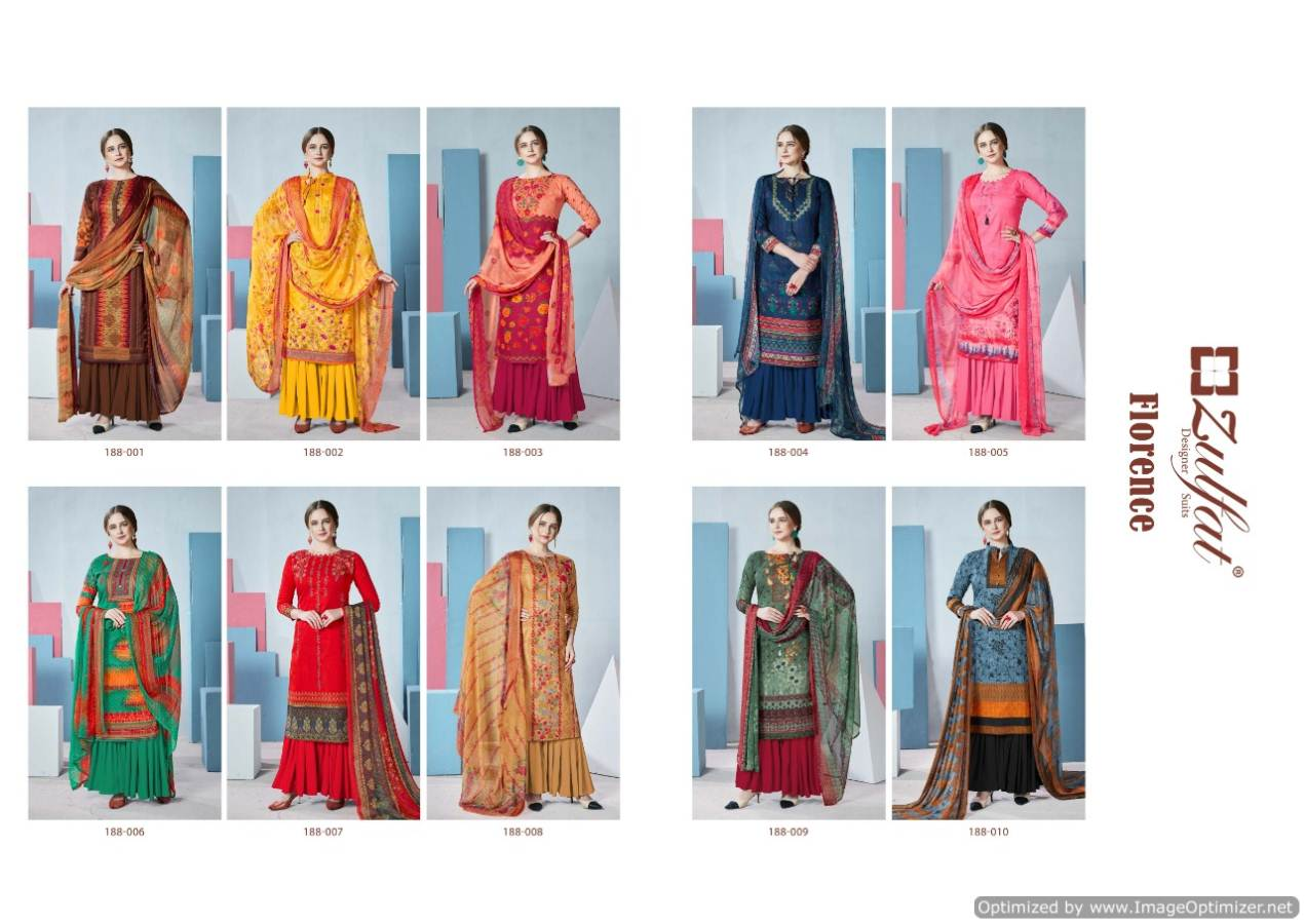 Zulfat Florence collection 2