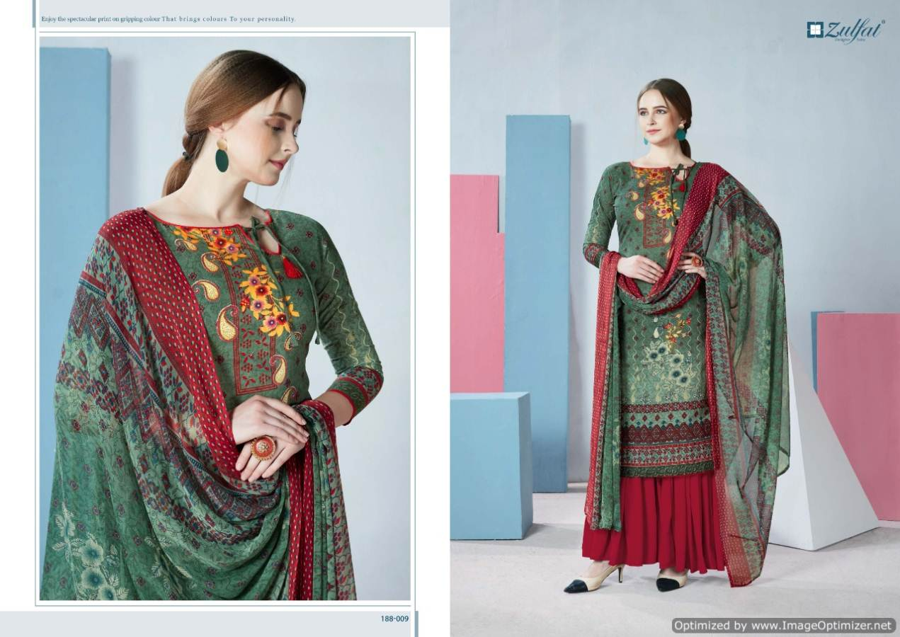 Zulfat Florence collection 4