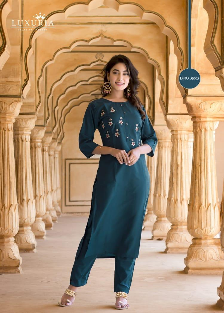 Luxuria House Of Fashion Aarya collection 1