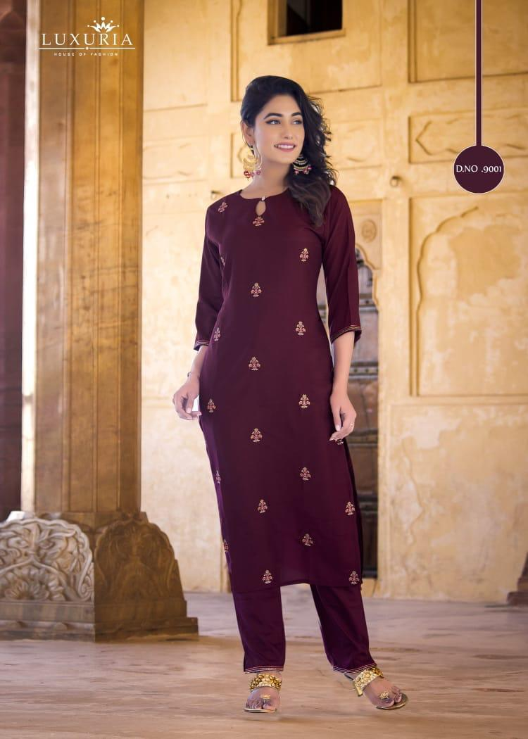 Luxuria House Of Fashion Aarya collection 5