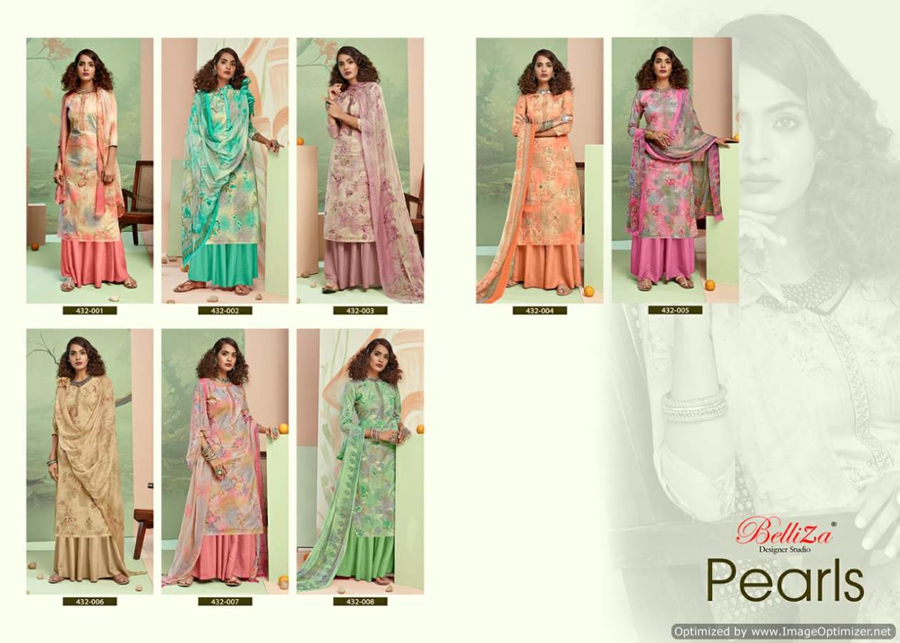Belliza Pearls collection 5